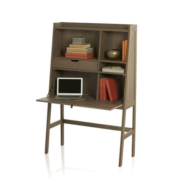 Crate & Barrel Clarke Secretary Desk - image-2