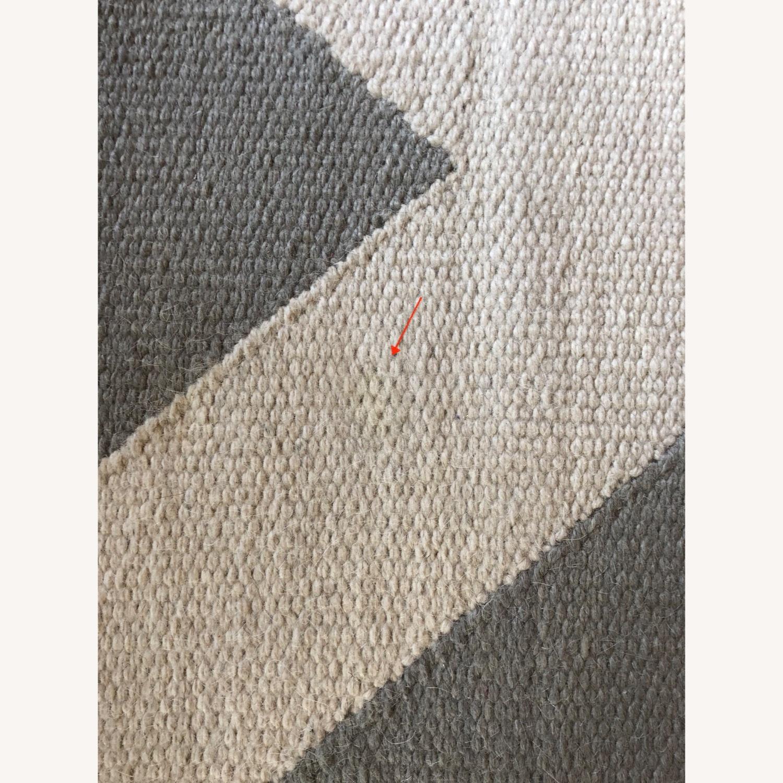 Jonathan Adler 6x9 Herringbone Flat Weave Rug - image-4