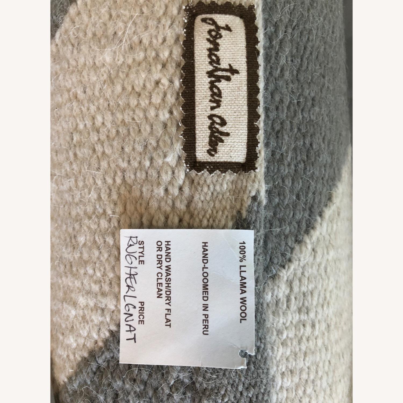 Jonathan Adler 6x9 Herringbone Flat Weave Rug - image-3