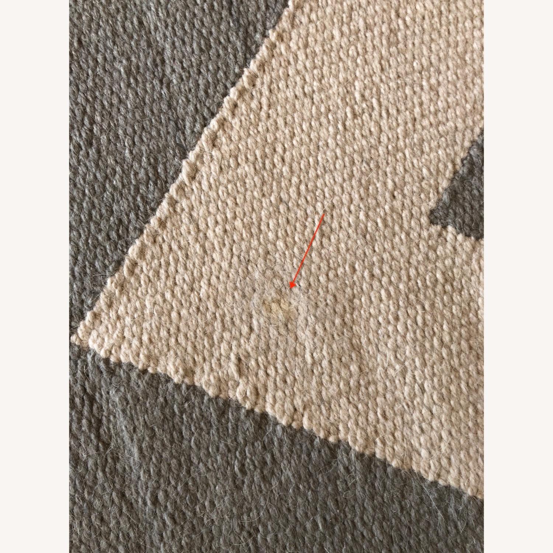 Jonathan Adler 6x9 Herringbone Flat Weave Rug - image-5