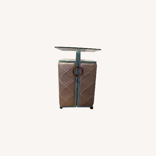 Used Modern Bar Cart for sale on AptDeco