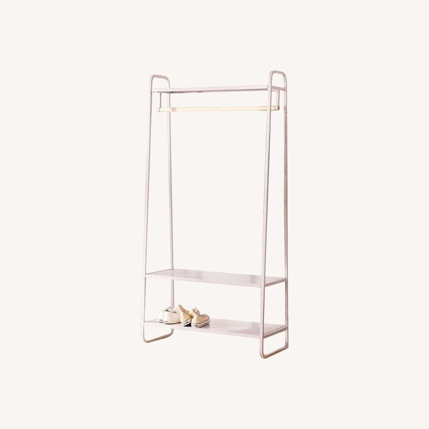 Urban Outfitters Lilac Clothing Rack - image-0