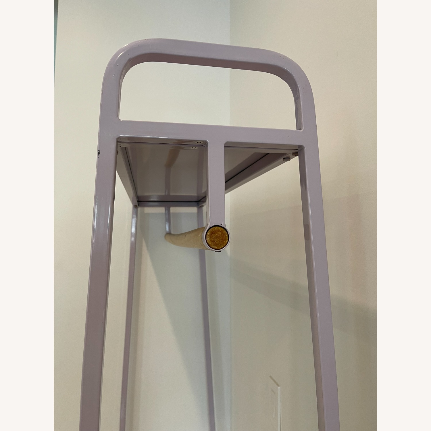 Urban Outfitters Lilac Clothing Rack - image-3