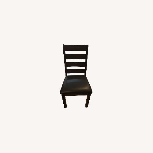 Used Wood Dining Chairs for sale on AptDeco