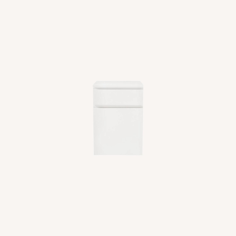 West Elm Parsons File Cabinet - image-0