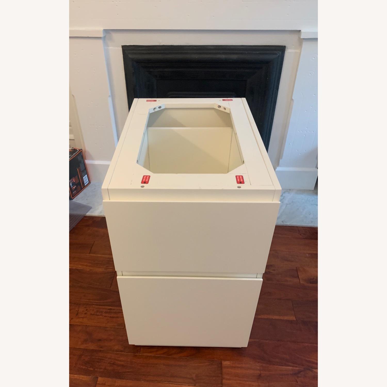 West Elm Parsons File Cabinet - image-5
