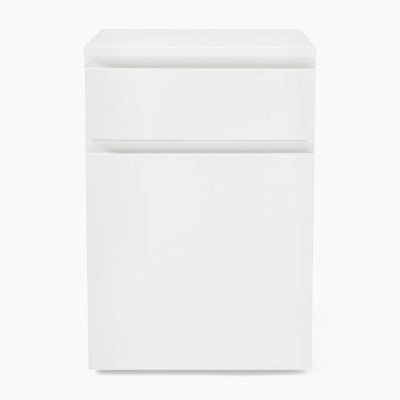 West Elm Parsons File Cabinet - image-1