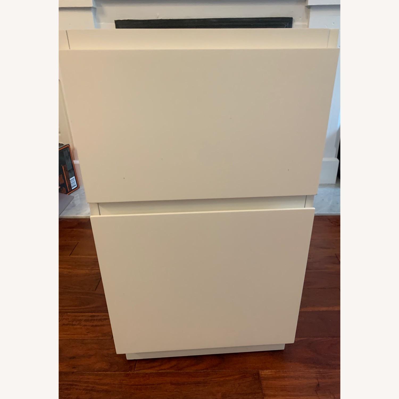 West Elm Parsons File Cabinet - image-2