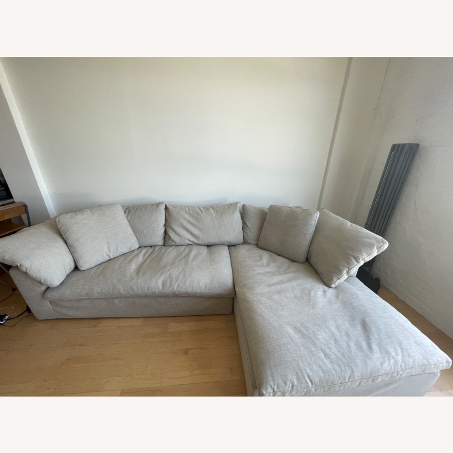 Restoration Hardware Cloud Couch - image-1