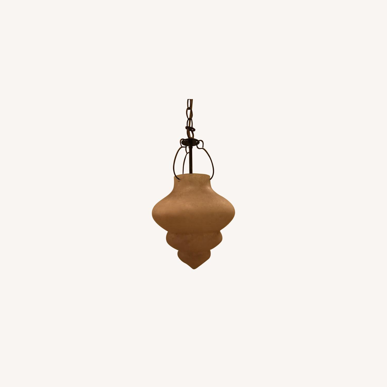 Set of three Hanging Pendant Lights - image-0