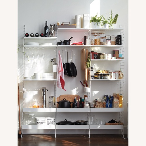 Used 6 String Shelves from DWR - shelves only for sale on AptDeco