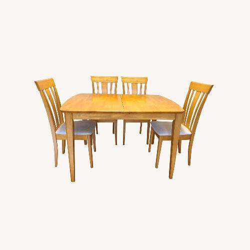 Used Wildon Home Orchard Dining Set for sale on AptDeco