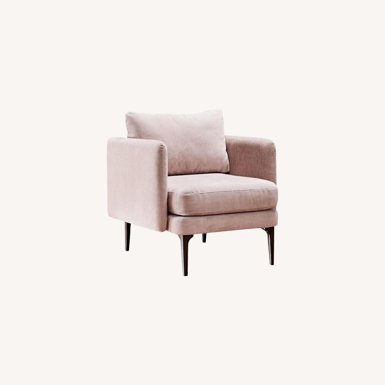 West Elm Auburn Chair - image-0