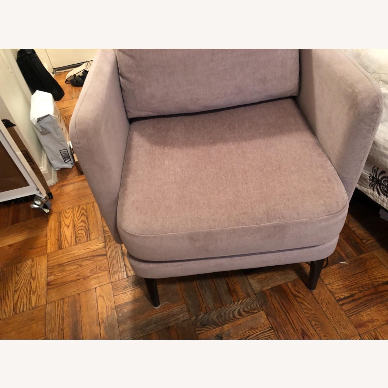 West Elm Auburn Chair - image-11