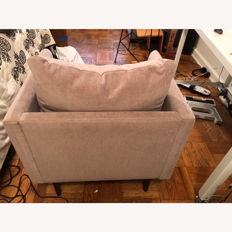 West Elm Auburn Chair - image-6