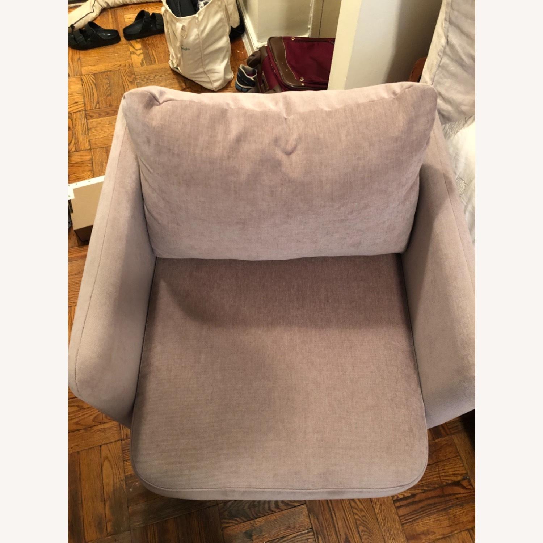 West Elm Auburn Chair - image-8