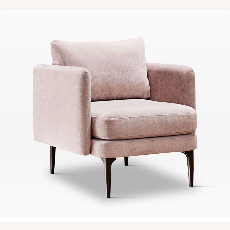 West Elm Auburn Chair - image-1