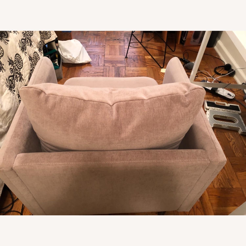 West Elm Auburn Chair - image-4