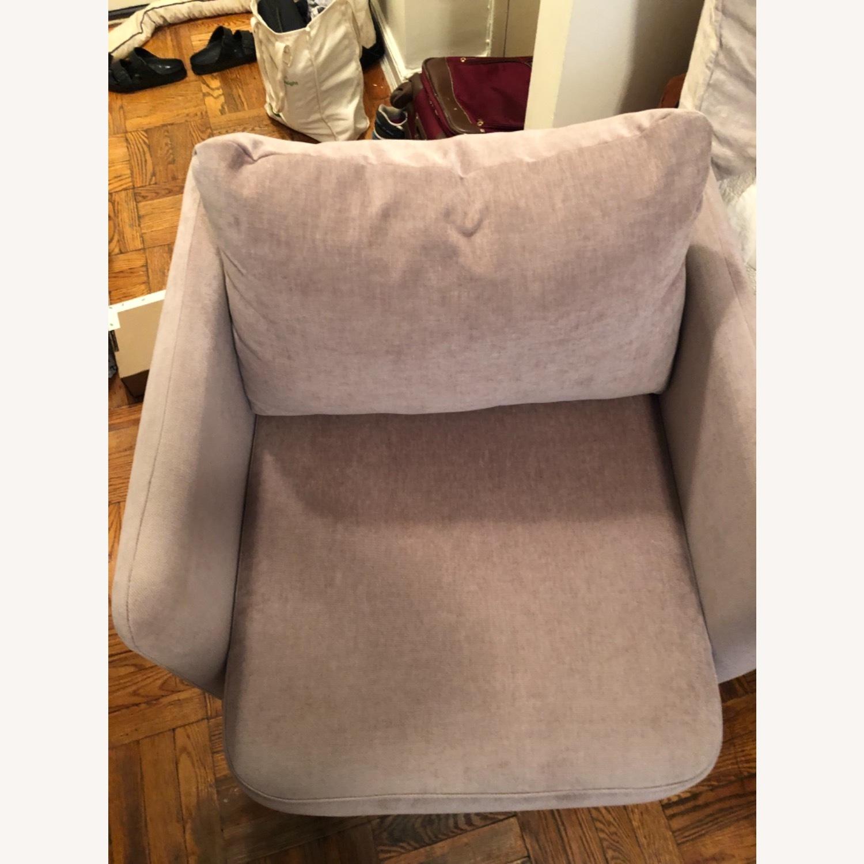 West Elm Auburn Chair - image-7