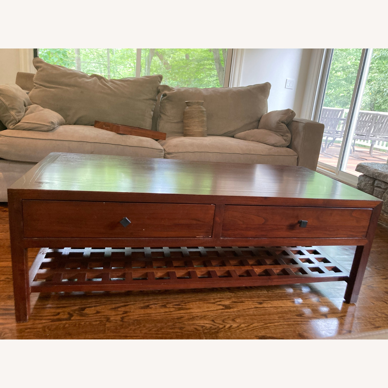 Room & Board Kitaro Coffee Table - image-7
