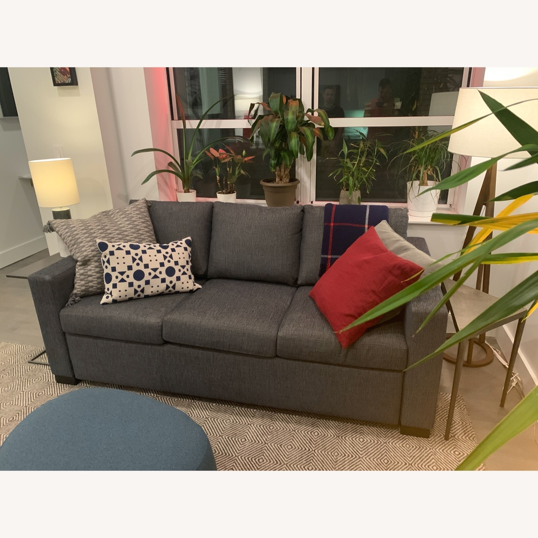Room & Board Allston Wide Arm Sleeper Sofa - image-12