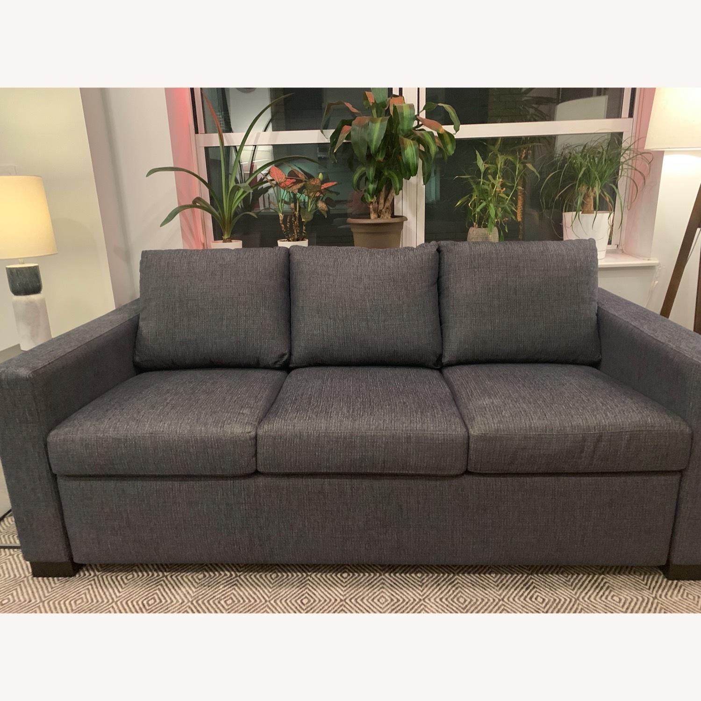 Room & Board Allston Wide Arm Sleeper Sofa - image-8