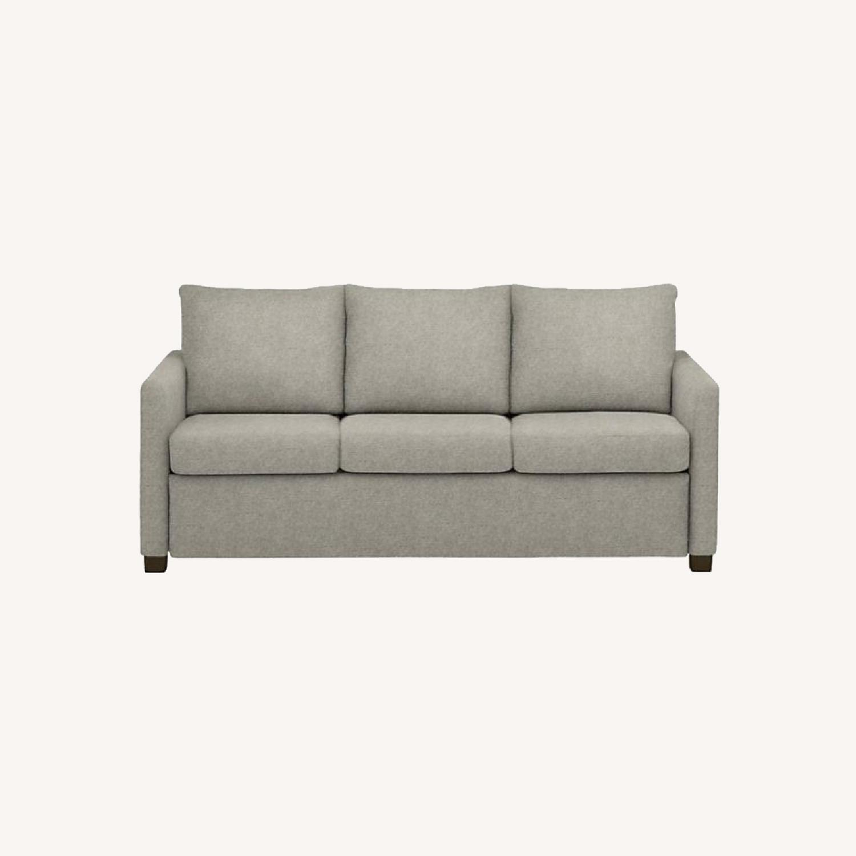 Room & Board Allston Wide Arm Sleeper Sofa - image-0