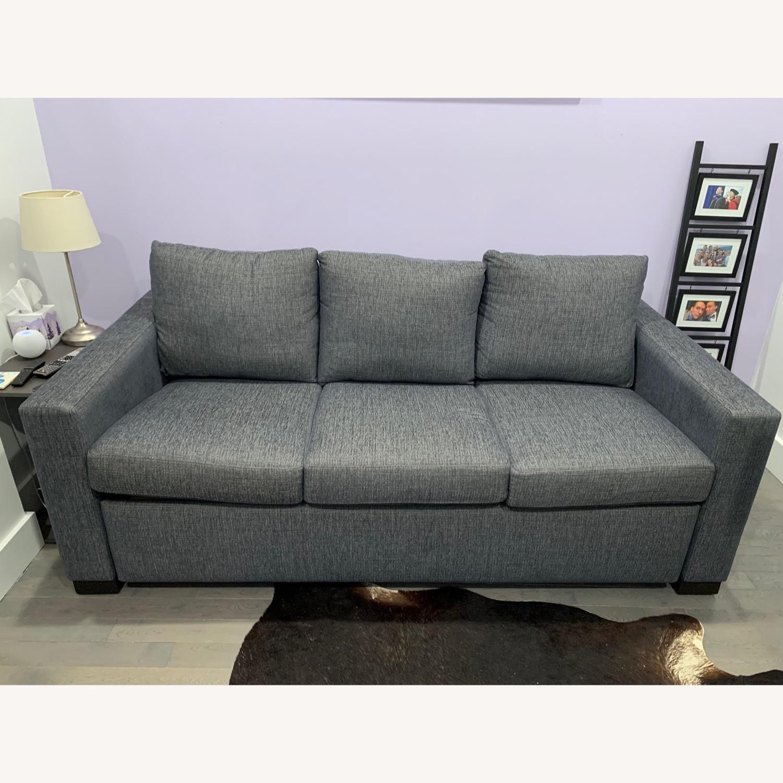 Room & Board Allston Wide Arm Sleeper Sofa - image-1
