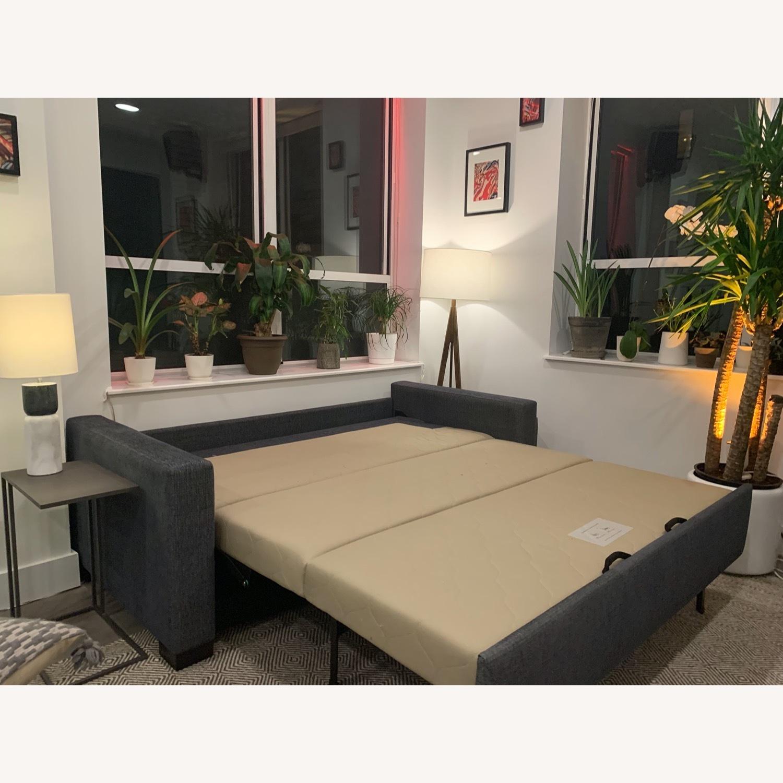 Room & Board Allston Wide Arm Sleeper Sofa - image-9