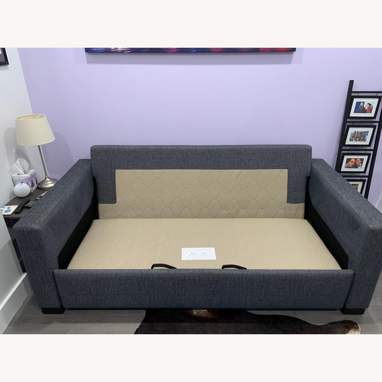 Room & Board Allston Wide Arm Sleeper Sofa - image-3