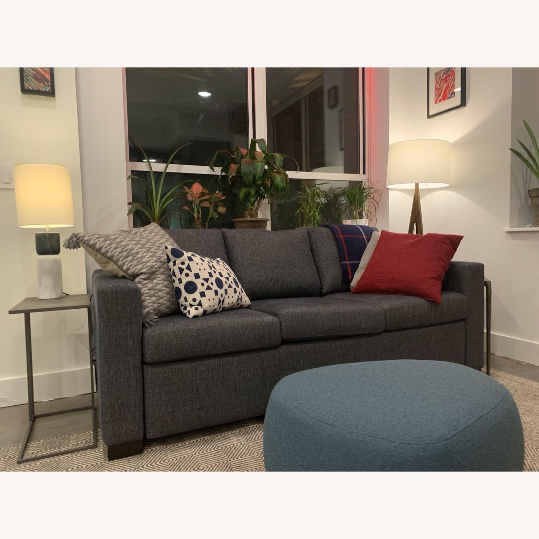 Room & Board Allston Wide Arm Sleeper Sofa - image-7