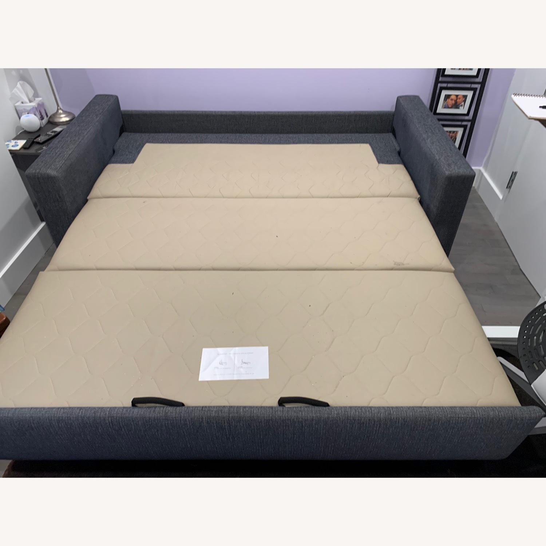 Room & Board Allston Wide Arm Sleeper Sofa - image-2