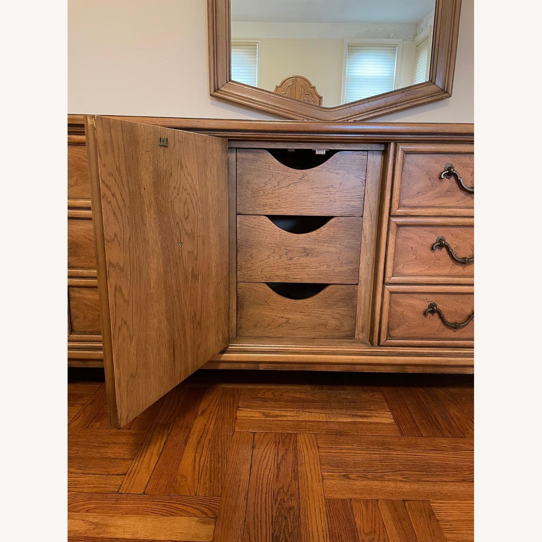Long Wood Dresser - image-4