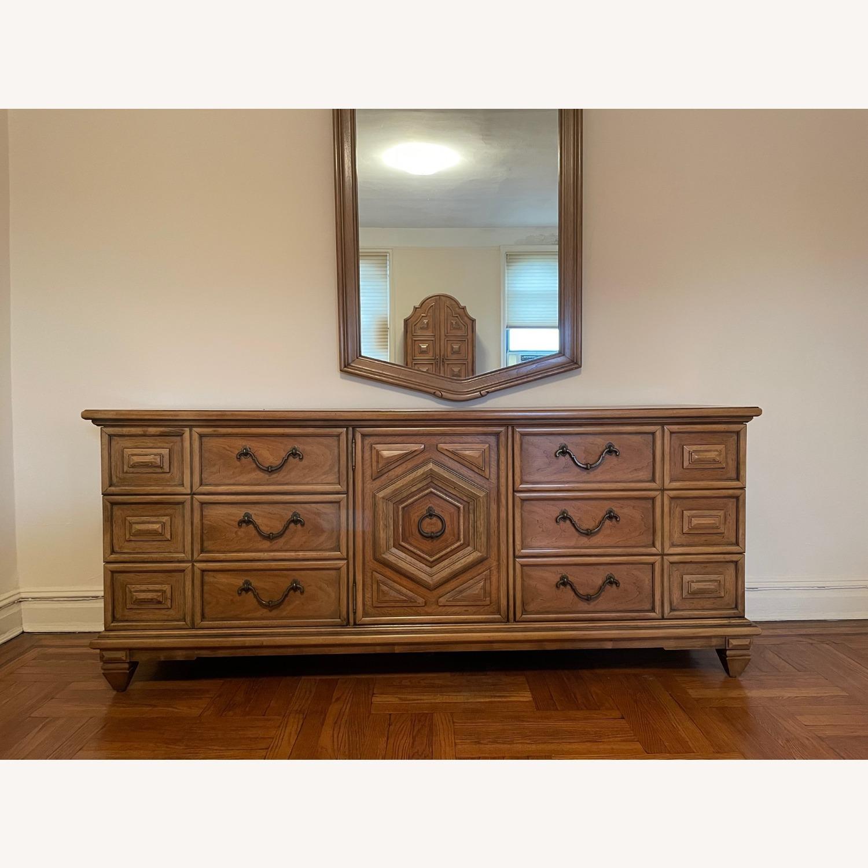 Long Wood Dresser - image-1