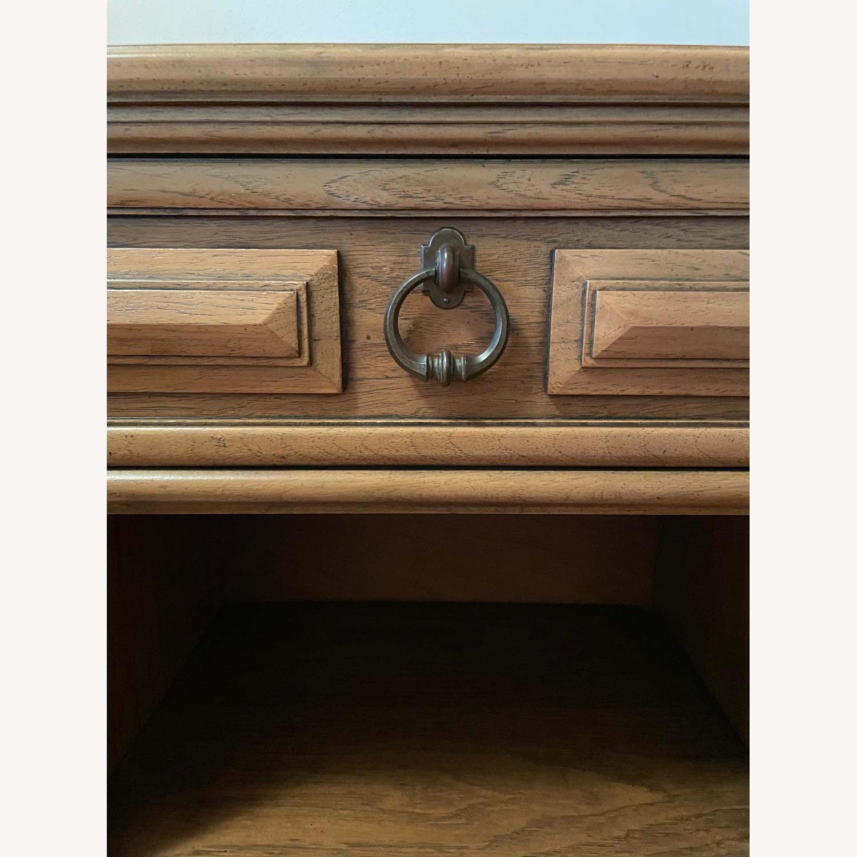 Wood Side Table - image-5