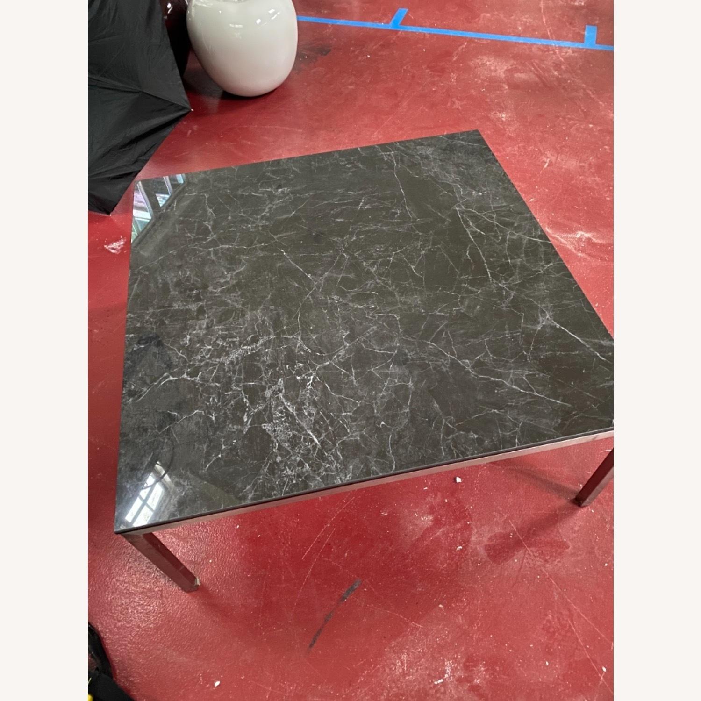 Room & Board Marble Coffee Table - image-2
