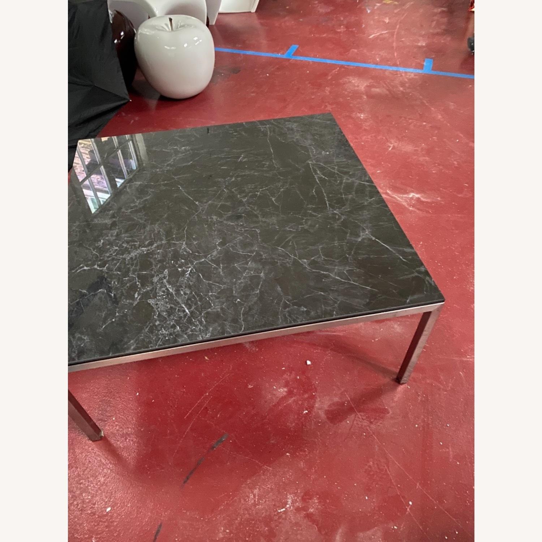 Room & Board Marble Coffee Table - image-4