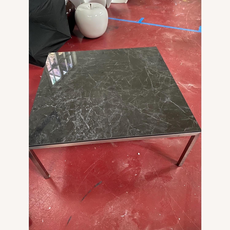 Room & Board Marble Coffee Table - image-3