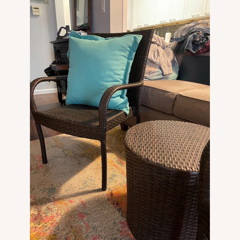 Zipcode Design 3-Piece Rattan Seat Group - image-2