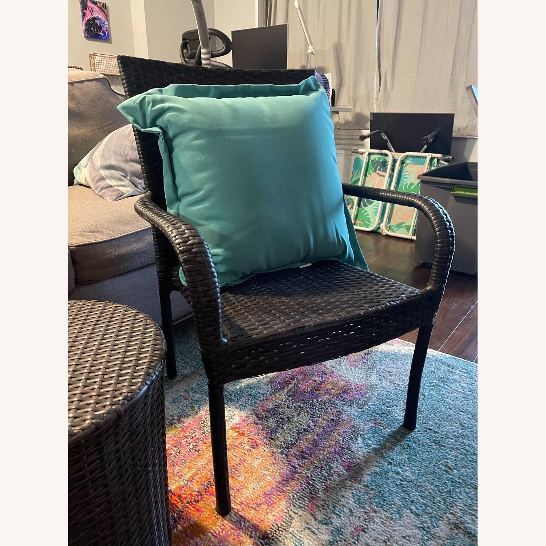 Zipcode Design 3-Piece Rattan Seat Group - image-4