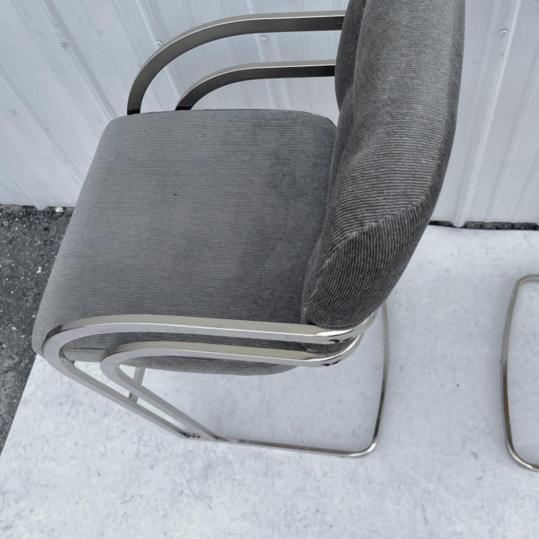 Vintage Modern Barstool by Daystrom Furniture - image-6