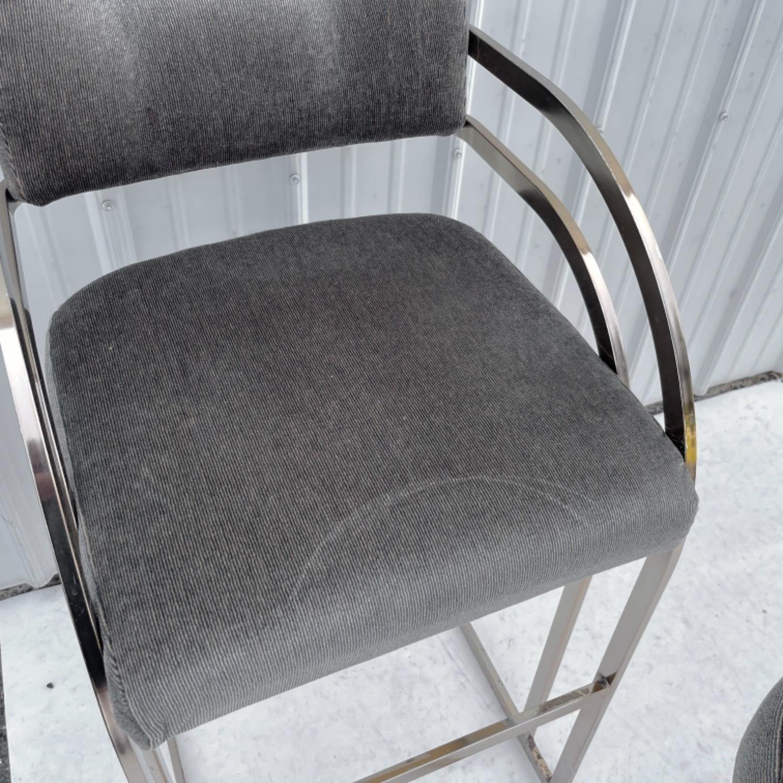 Vintage Modern Barstool by Daystrom Furniture - image-18