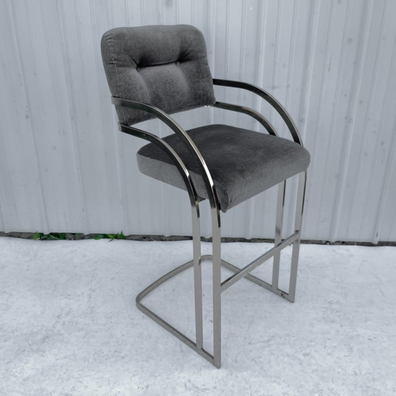 Vintage Modern Barstool by Daystrom Furniture - image-1