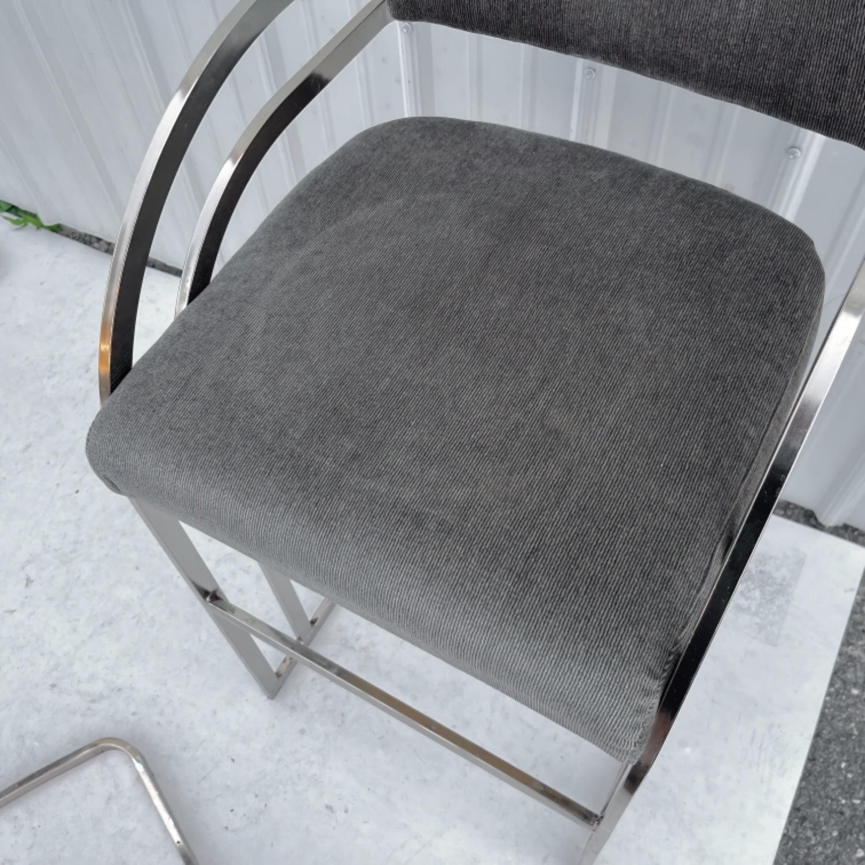 Vintage Modern Barstool by Daystrom Furniture - image-15