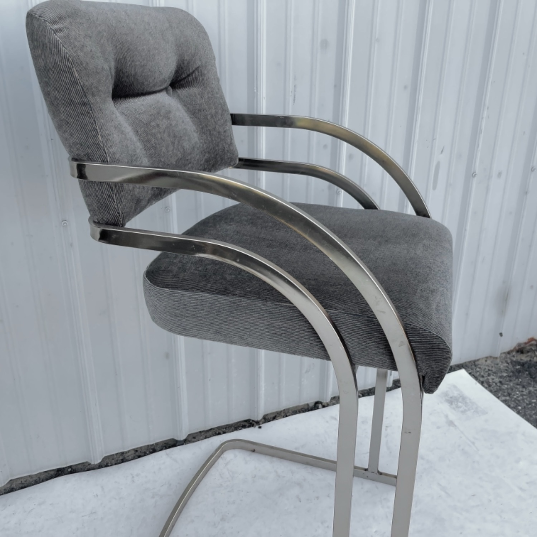 Vintage Modern Barstool by Daystrom Furniture - image-8