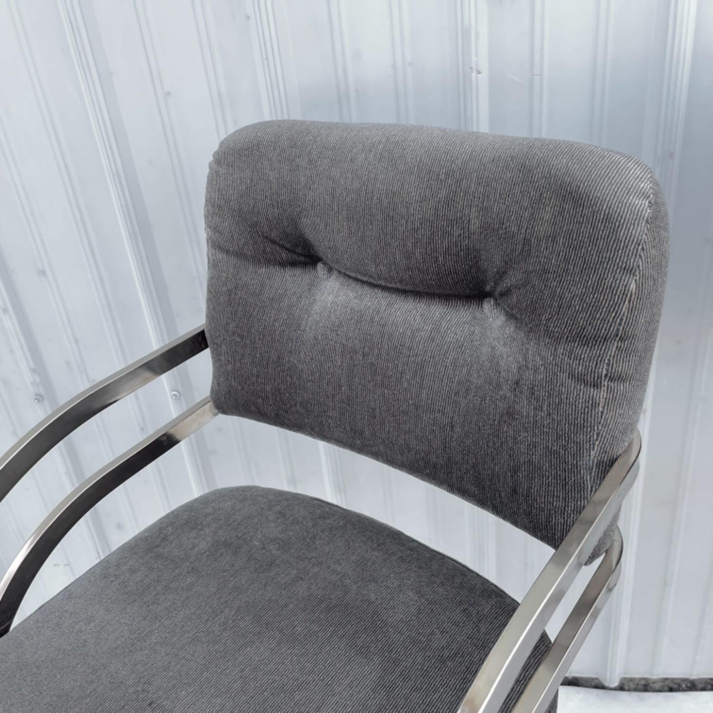 Vintage Modern Barstool by Daystrom Furniture - image-22