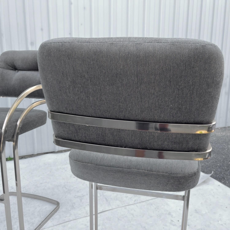 Vintage Modern Barstool by Daystrom Furniture - image-17