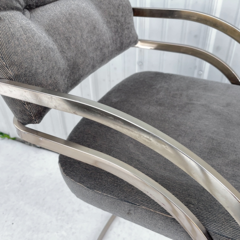 Vintage Modern Barstool by Daystrom Furniture - image-16