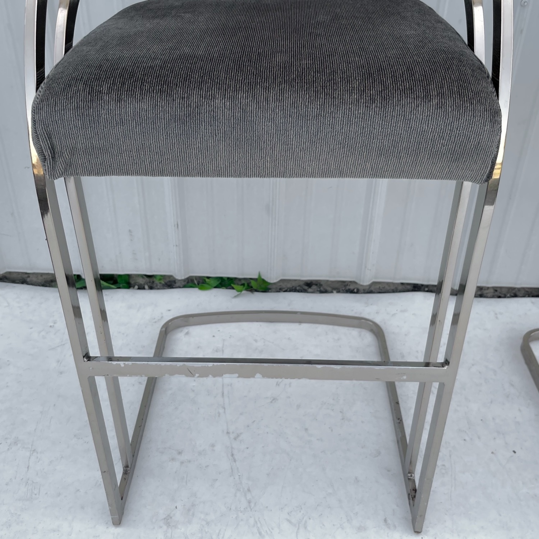 Vintage Modern Barstool by Daystrom Furniture - image-23