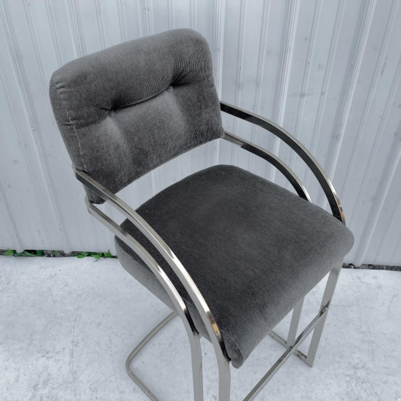 Vintage Modern Barstool by Daystrom Furniture - image-4